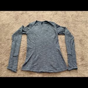 Lululemon Long Sleeve Running Top - 4